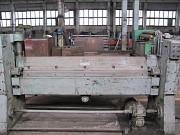 Пресс гибочный, машина листогибочная с поворотной гибочной балкой модель И2114 до 2.5 мм Таганрог