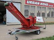 Рубильная машина Urban SMH 110 с бензиновым двигателем Псков