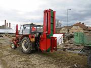 Рубильная машина Urban TR 110 на трактор Псков