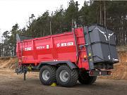 Навозоразбрасыватель Мetal Fach 14 тонн N-272/2 Краснодар