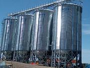 50 - 1000 тонн конического листового бункера Москва