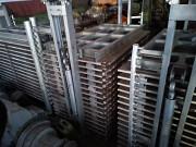 Новые и б/у морозильные плиточные АСМП, спиральный конвеер, ШОК до 20т/сутки, Битцер, Сабро, монтаж Владивосток