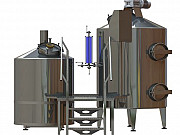 Пивоварня, варочный порядок 500л Омск