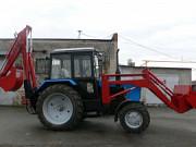 Экскаватор-погрузчик «ЭО-2626» на базе трактора МТЗ-82.1 Екатеринбург
