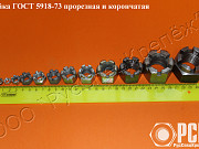 Купить гайку гост 5918-73 корончатую, корончатая гайка М12 Санкт-Петербург