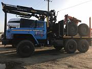 Заводские лесовозы Урал 55571 273 л/с рядные с манипуляторами Омск