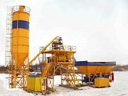 Бетонный завод HZS 25 Благовещенск