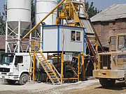 Китайский бетонный завод HZS 40 Благовещенск