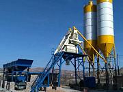 Стационарный бетонный завод HZS 50 Хабаровск