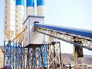Ленточный бетонный завод HZS 90 Казань