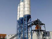 Китайский бетонный завод HZS 120 Владивосток