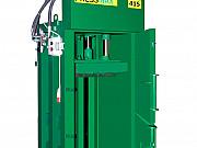 Пресс пакетировочный PRESSMAX 415 для металлической стружки, отходов металлолома, алюминиевых Москва