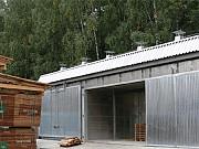 Сушильные камеры для пиломатериалов от производителя Москва
