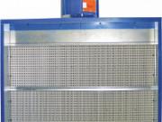 Окрасочная кабина с сухой фильтрацией ОКС 3000 от производителя Москва