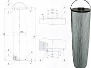 Фильтр ФП-3ПС 5 мкм, фильтры ФП-3ПП 2, 5 мкм, фильтропакет ФП-3ПС 5 мкм, фильтропакеты ФП-3ПП 2, 5 мкм Москва