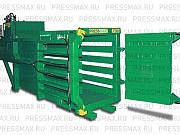 Пресс пакетировочный горизонтальный PRESSMAX 730 Москва