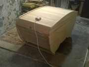 СПА оборудование, инфракрасная кабина, фито-бочка из кедра, купели из дерева Сургут