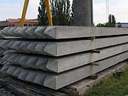 Сваи забивные железобетонные цельные для опор мостов Москва