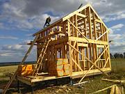 Строим загородные дома, дачи, срубы, бани, сауны. Плотники Тверь