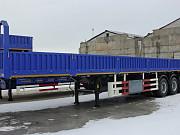 Полуприцеп Бортовой 60 тонн, 3 оси, рессорная АБС. 2021 год Чита