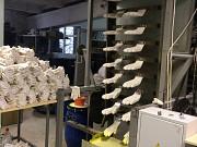 Установка нанесения латексного покрытия на рабочую перчатку Л2Л0 - 250-3 Пермь