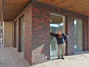 Дома из арболит блока в стиле Хай-Тек Краснодар