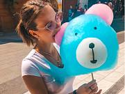 Аппарат для фигурной сладкой ваты Candyman Версия 5 Самара