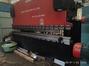 Листогибочный гидравлический пресс WC67K 160/4000 фирмы «Yangli» Екатеринбург