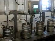 Установка налива пива в кеги на 50 кег/час Омск