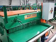 МИГ-1000 Многопильный дисковый кромкообрезной станок, многопил Нижний Новгород