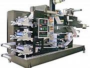 Флексографическая машина, узкорулонная с центральным барабаном Челябинск