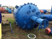 Эмалированный реактор 6, 3м3 Москва