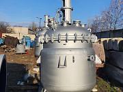 Эмалированный реактор 2, 5м3 Москва