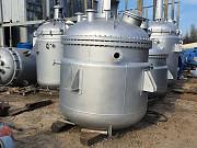 Нержавеющий реактор 3, 2м2 Москва