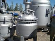 Нержавеющий реактор в наличии всех типов и объемов от 10 литров до 63м3 Москва