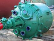 Эмалированный реактор 1м3. реактор сталь эмаль 1, 6м3 Москва