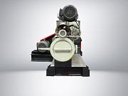 Гранулятор 2-хкаскадный для ящиков, литников, крышек, тнп 150 кг/ч Курск