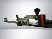 Двухкаскадный экструдер для переработки плёнки и мешковины Липецк