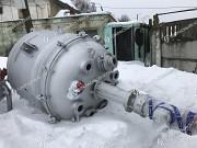 Реактор 2, 5м3 эмалированный Москва