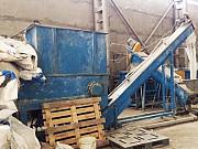 Линия по переработке пластиковых отходов в гранулу (ПП, ПВД) Нефтекамск