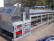 Кристаллизатор, оборудование для грануляции серы, парафина, канифоли, других расплавленных продуктов Волгоград