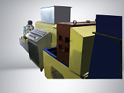 Гранулятор для тнп, ящика, литника стренговая резка 200-250кг/ч Москва