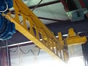 Кран мостовой подвесной однобалочный, подвесная кран-балка Красноярск