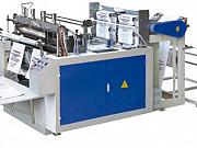 Двухручьевая пакетоделательная машина для производства пакетов майка Москва