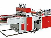 Высокоскоростная машина для изготовления пакетов майки до 300шт/мин Москва
