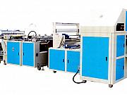 Автоматическая двухручьевая пакетоделательная машина для производства пакетов фасовка в рулоне на шп Москва