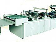 Пакетоделательная автоматическая машина для изготовления пакетов из BOPP, PP, PE Москва