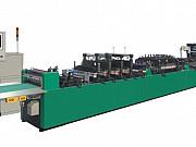 Высокоскоростная автоматическая машина для изготовления пакетов с трехсторонним швом Москва
