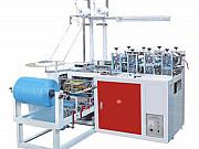 Машина для изготовления бахил из полиэтиленовой пленки (ПЭ) PEXTS Москва
