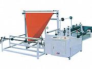 Оборудование для складывания и намотки пленки в рулон Москва